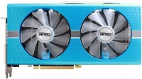 Видеокарта Sapphire Radeon RX 580 NITRO+ 8G G5 SE