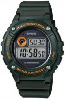 Фото - Наручные часы Casio W-216H-3B