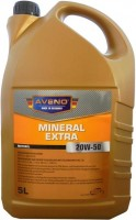 Моторное масло Aveno Mineral 5 л