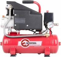 Компрессор Intertool PT-0002 9 л сеть (220 В)