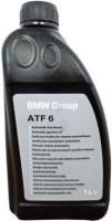 Фото - Трансмиссионное масло BMW ATF 6 1L 1л