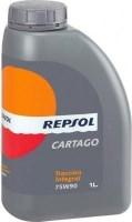 Фото - Трансмиссионное масло Repsol Cartago Traccion Integral 75W-90 1L 1л