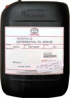 Трансмиссионное масло Toyota Differential Gear Oil 85W-90 20л