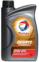 Моторное масло Total Quartz 9000 V-Drive 0W-20 1L