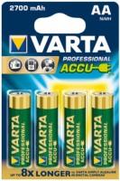 Фото - Аккумулятор / батарейка Varta Professional Accus  4xAA 2700 mAh