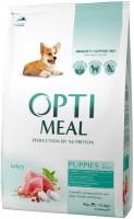 Корм для собак Optimeal Puppy All Breed Turkey 4кг