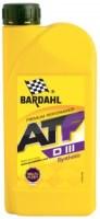 Фото - Трансмиссионное масло Bardahl ATF III 1л