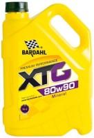 Фото - Трансмиссионное масло Bardahl XTG 80W-90 5л