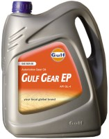 Фото - Трансмиссионное масло Gulf Gear EP 80W-90 4л