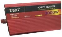 Фото - Автомобильный инвертор UKC DP-3000W