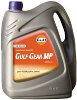 Фото - Трансмиссионное масло Gulf Gear MP 85W-140 4л