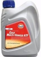 Фото - Трансмиссионное масло Gulf Multi-Vehicle ATF 1л