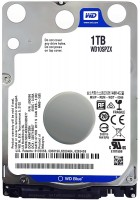"Жесткий диск WD Blue 2.5"" WD10SPZX 1ТБ 128/5400"