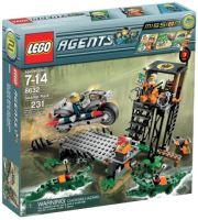 Конструктор Lego Swamp Raid 8632