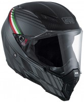 Фото - Мотошлем AGV AX-8 Naked Carbon