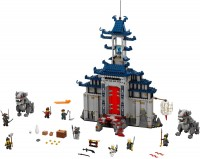 Фото - Конструктор Lego Temple of the Ultimate Ultimate Weapon 70617