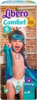 Подгузники Libero Comfort Hero Collection 6 / 46 pcs