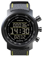 Наручные часы Suunto Elementum Terra Black/Yellow Leather