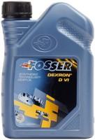 Фото - Трансмиссионное масло Fosser Dexron D VI 1л