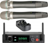 Фото - Микрофон MIPRO ACT-2402/2xACT-24HC/MP-80