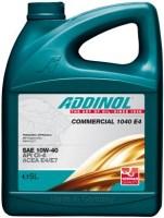 Моторное масло Addinol Commercial 1040 E4 10W-40 5л