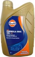 Моторное масло Gulf Formula RNX 5W-30 1л