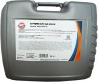 Моторное масло Gulf Supreme Duty XLE 10W-30 20л
