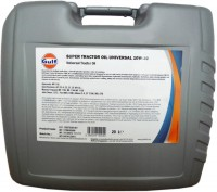 Моторное масло Gulf Super Tractor Oil Universal 10W-30 20л