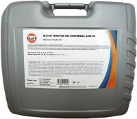 Моторное масло Gulf Super Tractor Oil Universal 10W-40 20L 20л