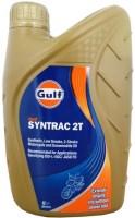 Моторное масло Gulf Syntrac 2T 1л