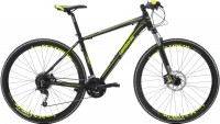 Фото - Велосипед Lombardo Sestriere 500 U 2017 frame 17