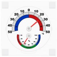 Термометр / барометр Steklopribor 300507
