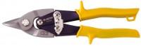 Ножницы по металлу KING TONY 74040 230мм / прямойрез