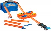 Автотрек / железная дорога Hot Wheels Track Builder Stunt Box