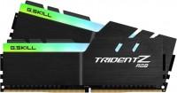 Оперативная память G.Skill Trident Z RGB DDR4 2x8Gb  F4-3000C16D-16GTZR