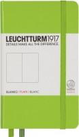Блокнот Leuchtturm1917 Plain Notebook Pocket Lime