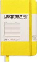 Фото - Блокнот Leuchtturm1917 Ruled Notebook Mini Yellow