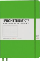 Блокнот Leuchtturm1917 Dots Notebook Green