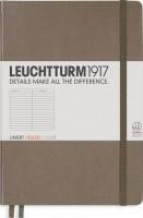 Блокнот Leuchtturm1917 Ruled Notebook Brown