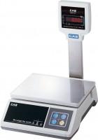 Фото - Торговые весы CAS SWII-10P