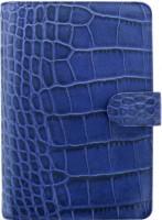 Фото - Ежедневник Filofax Classic Croc Personal Blue