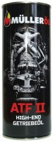 Фото - Трансмиссионное масло Muller OiL ATF II 1L 1л