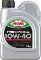 Моторное масло Meguin Syntech Premium 10W-40 1л