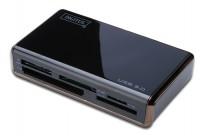 Картридер/USB-хаб Digitus DA-70330