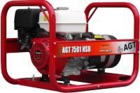 Электрогенератор AGT 7501 HSB