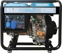 Фото - Электрогенератор Konner&Sohnen Heavy Duty KS 6100HDE