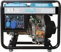 Фото - Электрогенератор Konner&Sohnen Heavy Duty KS 8100HDE