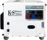 Электрогенератор Konner&Sohnen Heavy Duty KS 9200HDES-1/3 ATSR