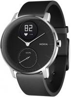 Носимый гаджет Nokia Activity Steel HR