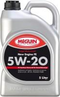 Моторное масло Meguin New Engine FE 5W-20 5л